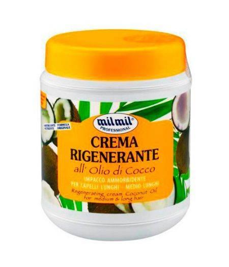 Crema Rigenerante Per Capelli All' Olio Di Cocco 1000 ml