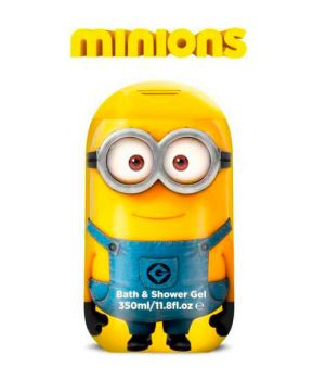 Minions Bath e Shower Gel 350 ml
