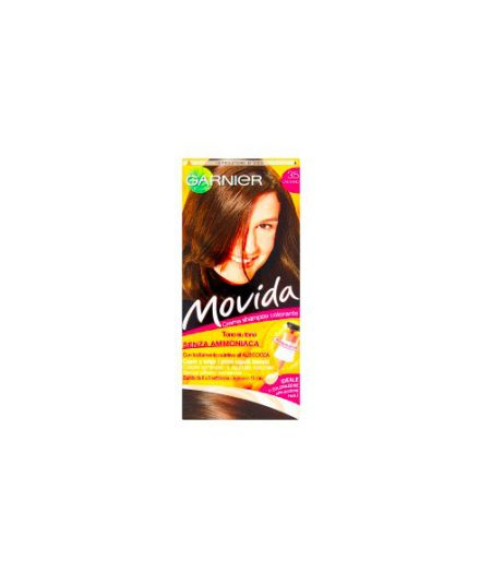 Movida Crema Shampoo Colorante 35 Castano