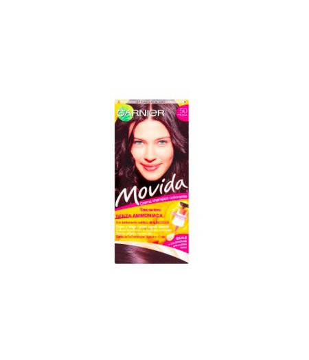 Movida Crema Shampoo Colorante 50 Prugna