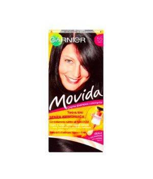 Movida Crema Shampoo Colorante 55 Nero