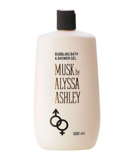 Musk by Alyssa Ashley - Gel Doccia 500 ml