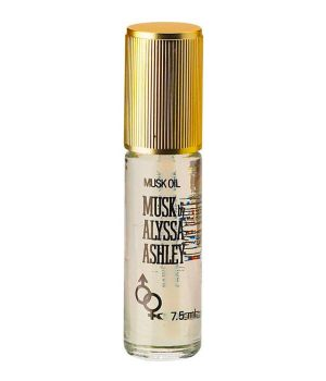 Musk by Alyssa Ashley - Olio corpo 7,5 ml