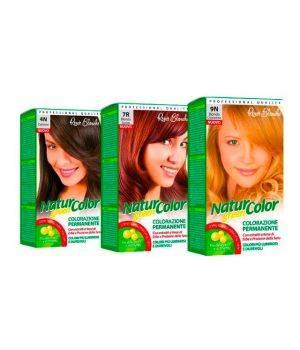 Tinta  Per Capelli Colorazione Permanente Naturale Natur Color Greenn 538  Cioccolato