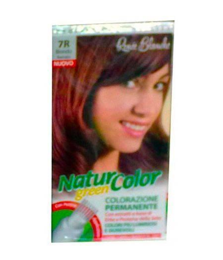 Tinta Per Capelli Colorazione Permanente Naturale Natur Color Green7 R  Biondo Rame be5311e07b05