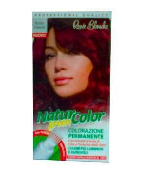 Tinta  Per Capelli Colorazione Permanente Naturale Natur Color Greenrosso Tiziano  Rosso Tiziano
