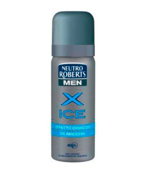 Men X Ice Deodorante Spray 50 ml