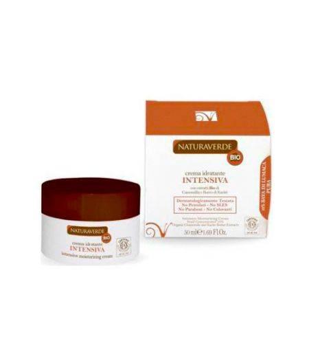 Bio Crema Idratante Intensiva Viso con Bava di Lumaca 50 ml