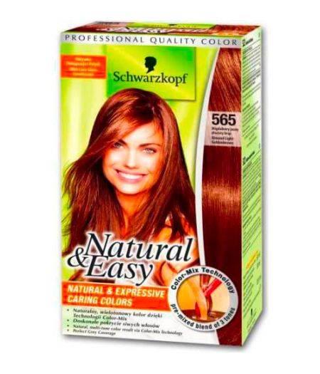 Tinta per capelli colorazione permanente natural easy n for Tinta per capelli sanotint