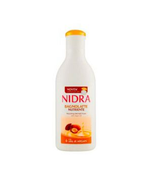 Bagnolatte Nutriente con olio di Argan 750 ml