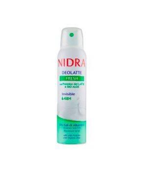 Deolatte Fresh con Proteine del Latte e Bio Aloe Deodorant Spray 150 ml