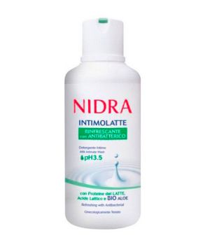 Intimolatte Rinfrescante con Antibatterico - Detergente Intimo 500 ml
