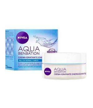 Aqua Sensation Crema Idratante Energizzante Pelli da Normali a Miste 50 ml