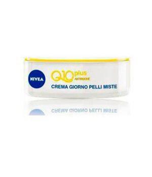 Crema Antirughe Q10 Plus SPF15 Pelli Miste 50 ml