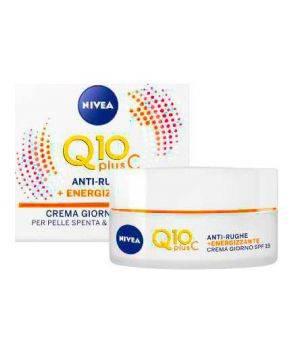 Q10 Plus C Anti-Rughe + Energizzante Crema Giorno SPF 15 50 ml