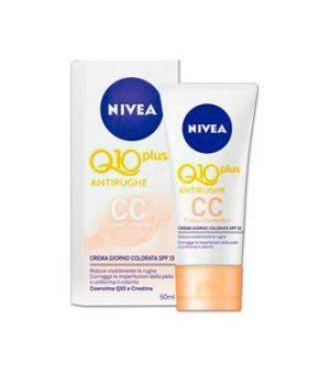 CC Crema Colorata Antirughe Q10 50 ml