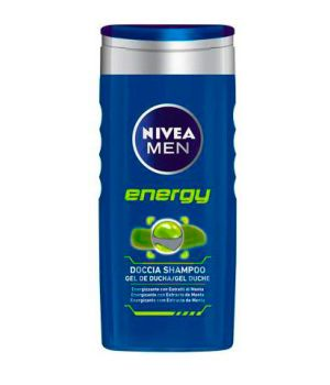 Men Energy Doccia Shampoo 250 ml