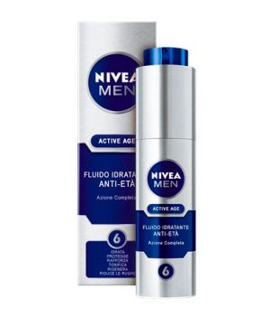 For Men Fluido Idratante Anti Eta' Active Age 50 Ml