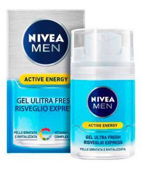 Men Active Energy Gel Ultra Fresh Risveglio Express 50 ml