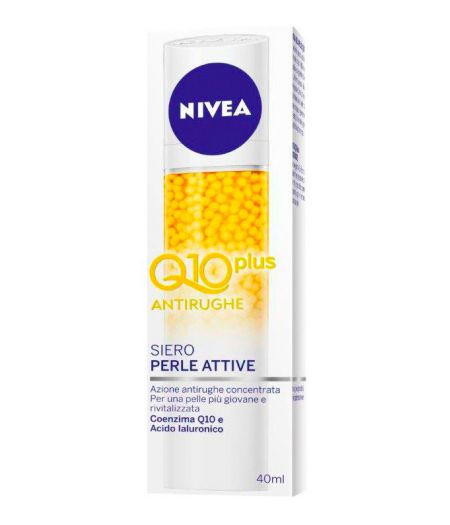 Q10 Plus Antirughe Siero Perle Attive 40 ml
