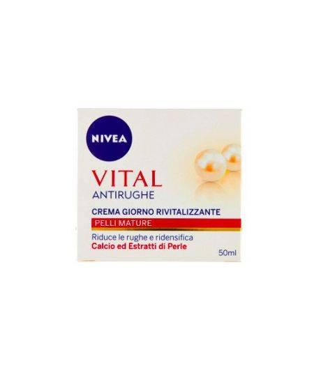 Vital Crema Giorno Rivitalizzante Pelli Mature 50 ml