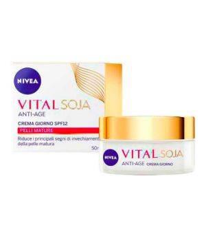 Vital Soja Crema Giorno Anti-Age SPF 15 50 ml