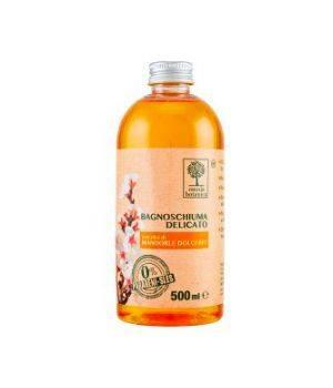 Bagnoschiuma Delicato con olio di Mandorle Dolci Bio 500 ml