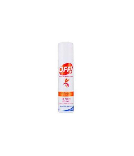 Spray Repellente Antizanzara Per Il Corpo 100 Ml