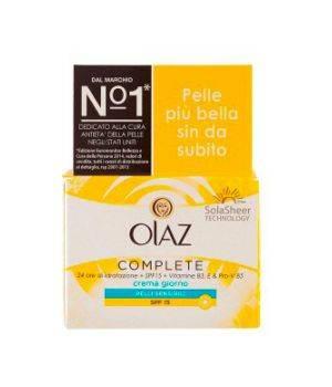 Complete Crema Giorno Pelli Sensibili SPF 15 50 ml