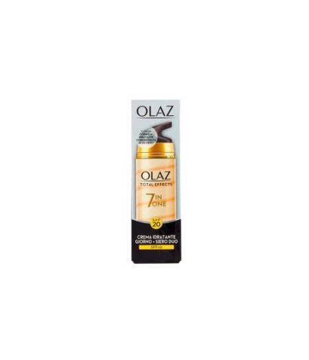 Total Effects 7 in One Crema Idratante + Siero Duo  SPF20 40 ml