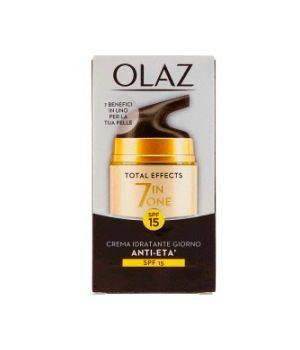 Total Effects 7 in One Crema Giorno Anti-Età SPF 15 50 ml