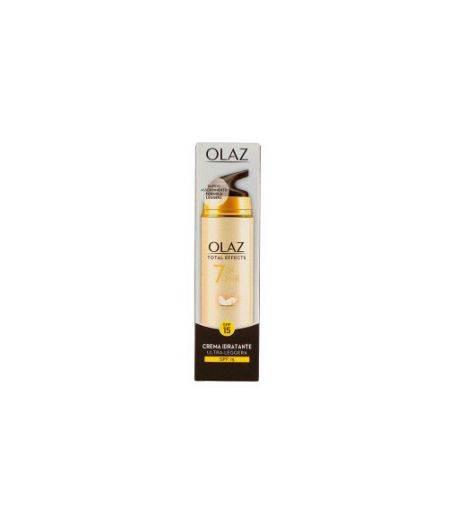 Total Effects 7 In One Crema Idratante Ultra Leggera SPF 15 50 ml
