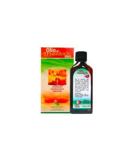 Olio Naturale Di Mandorle Dolci 100 Ml