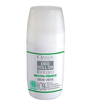 Deo Roll On Aloe Vera - Deodorante 50 ml