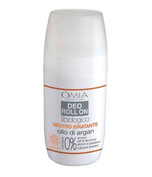 Deo Roll On Olio di Argan - Deodorante 50 ml