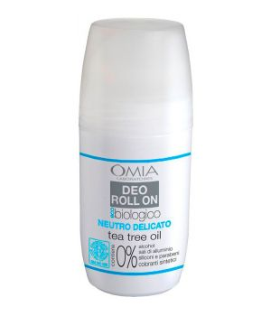 Deo Roll On Tea Tree Oil - Deodorante 50 ml