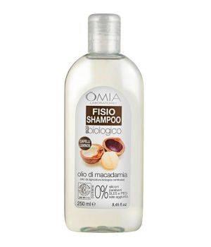 Fisio Shampoo Olio di Macadamia 250 ml