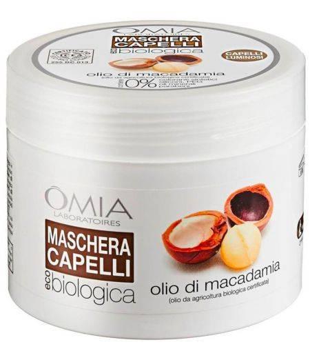Maschera Capelli Olio di Macadamia 250 ml