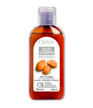 Olio Corpo all'Olio di Argan 100 ml