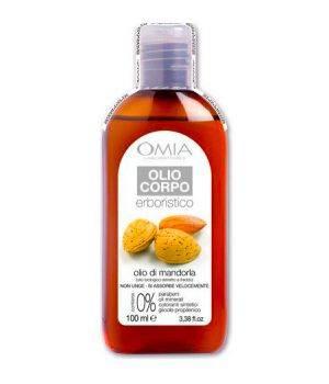 Olio Corpo all'Olio di Mandorla 100 ml
