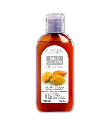 Olio Corpo all'Olio di Mandorla 100 ml