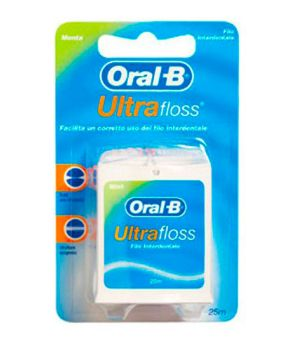 Filo Interdentale Ultra Floss 25 Mt