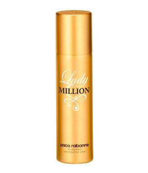 Lady Million - Deodorante Spray 150 ml