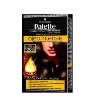 Palette Oleo Intense - Colorazione Permanente con Oli 2-10 Castano Scuro