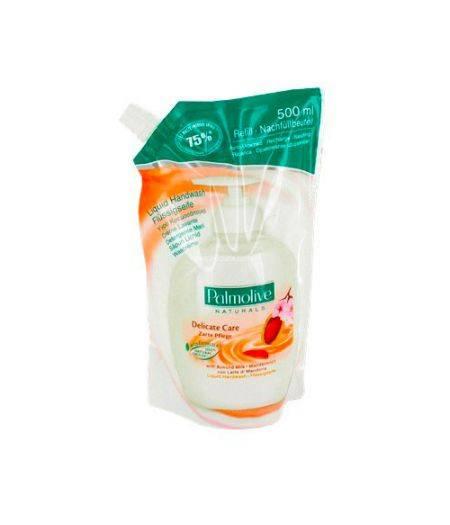 Sapone Liquido Idratante Al Latte Di Mandorla Ricarica 500 Ml