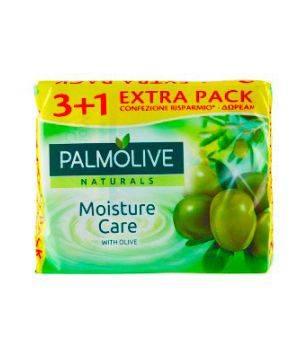 Sapone Solido Moisture Care All'Olio Di Oliva 4 x 90 g