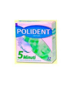 Compresse Per La Pulizia Delle Dentiere 5 Minuti 32 Compresse