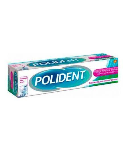Adesivo Per Dentiere Lunga tenuta 40 g