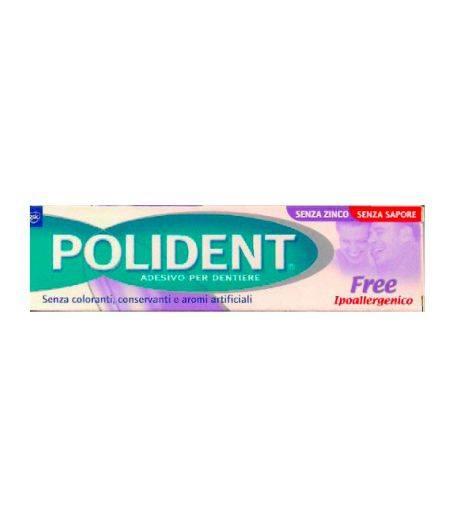 Adesivo Per Dentiere Ipoallergenico Senza Zinco Free  40 Ml