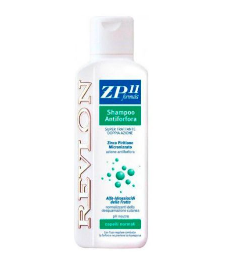 ZP 11 Shampoo Antiforfora Capelli Normali 400 ml